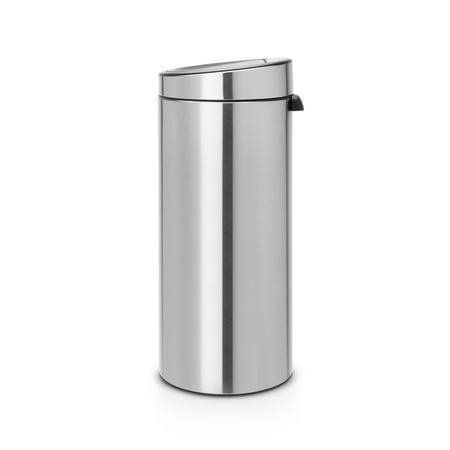 Brabantia Touch Bin New, 8 Gallon (Brabantia Waste Bins)