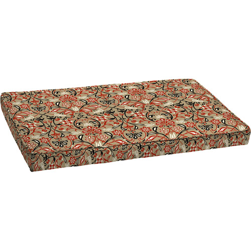 Better Homes And Gardens Loveseat Outdoor Cushion, Tulip Scroll