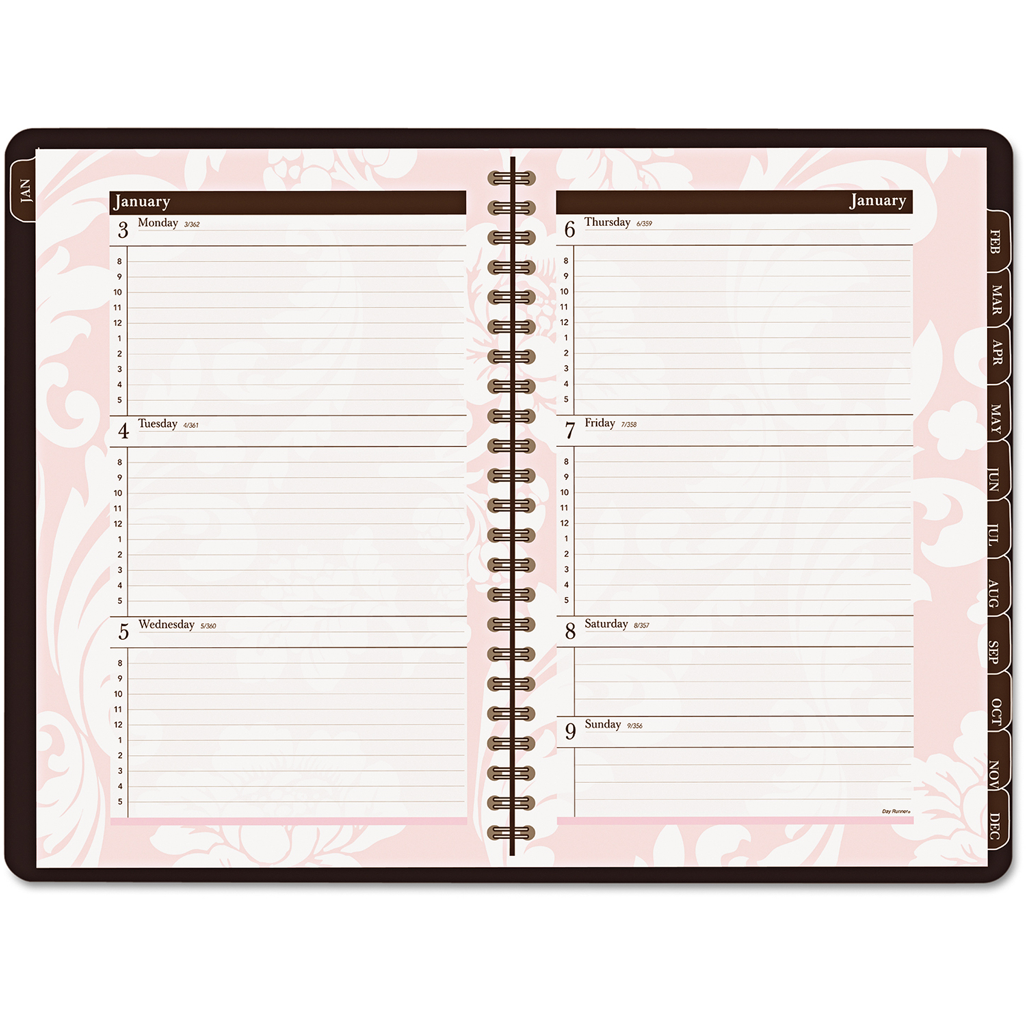 Sorbet Weekly/Monthly Appointment Book AAG794200