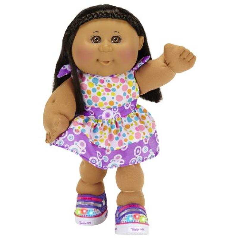 "Girl in Kitty Outfit Cabbage Patch Kids New 14/"" Kid Doll"