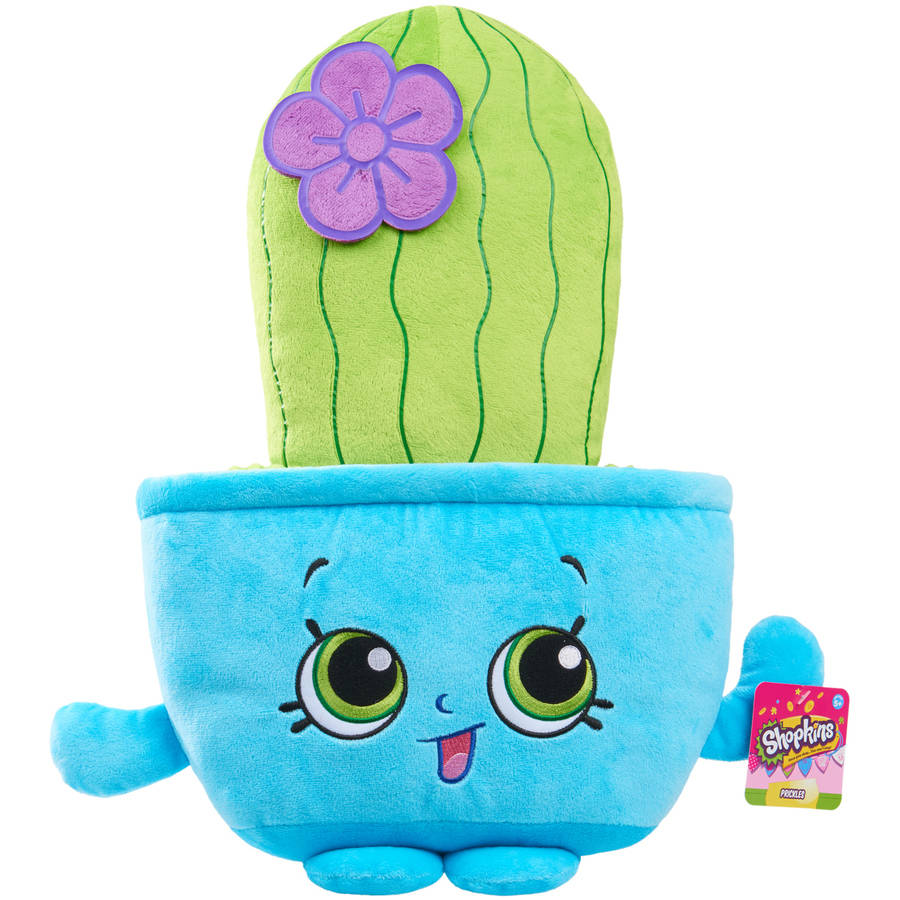 Shopkins Cuddle Plush Prickles