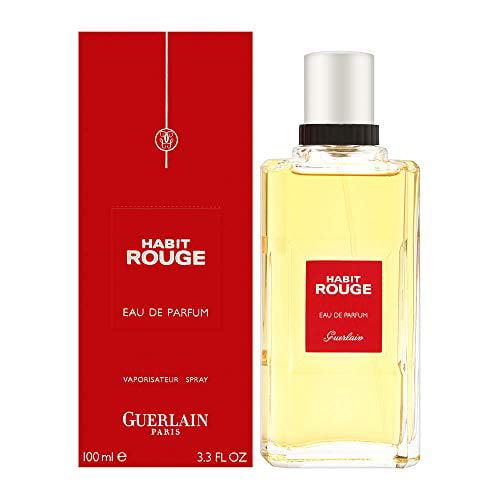 Guerlain Habit Rouge Eau De Parfum Spray For Men 3 3 Ounce Walmart Canada