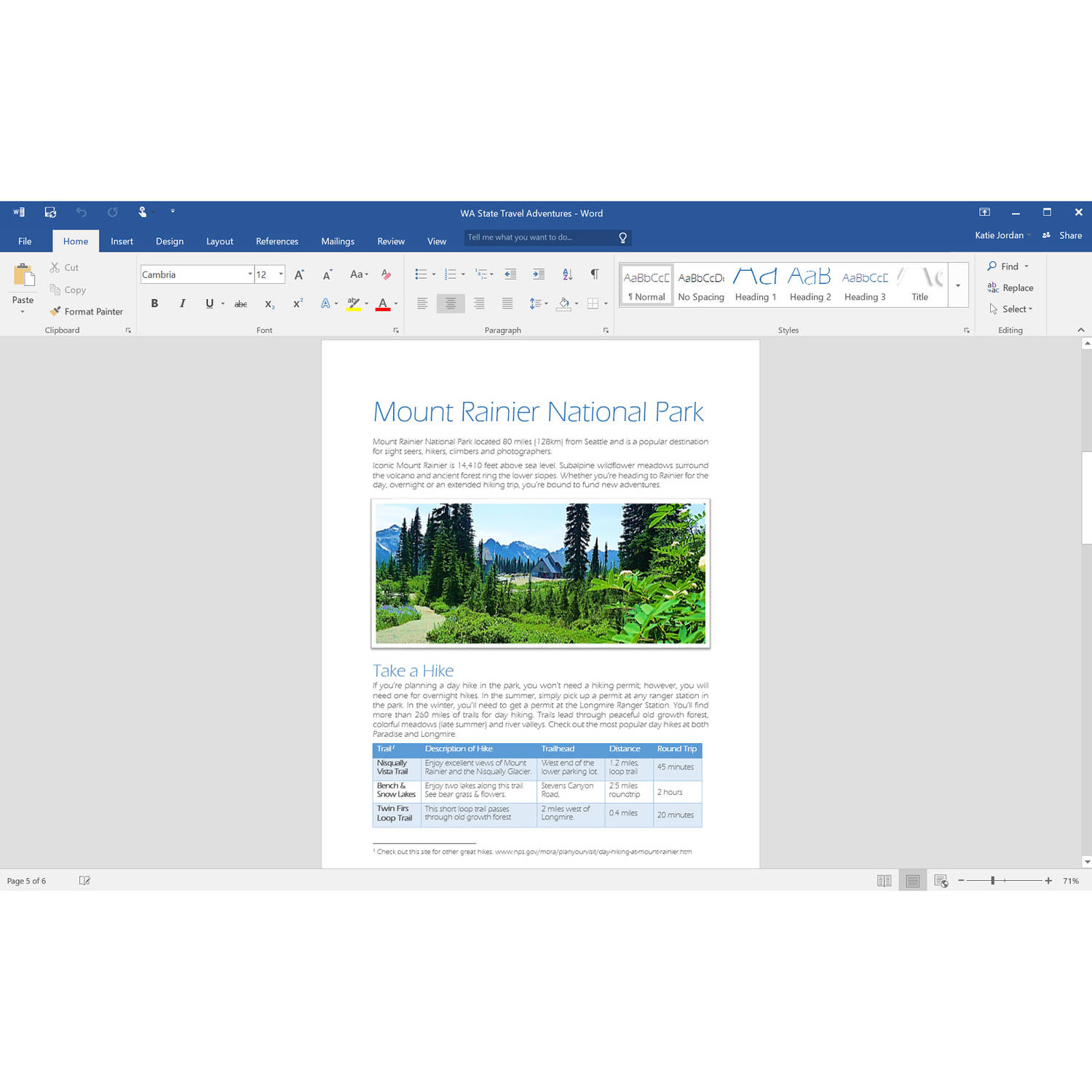 Microsoft Office 365 Home- 5 PCs/Macs + 5 Tablets/iPads, 1-year ...