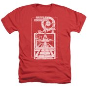 Atari Lift Off Mens Heather Shirt