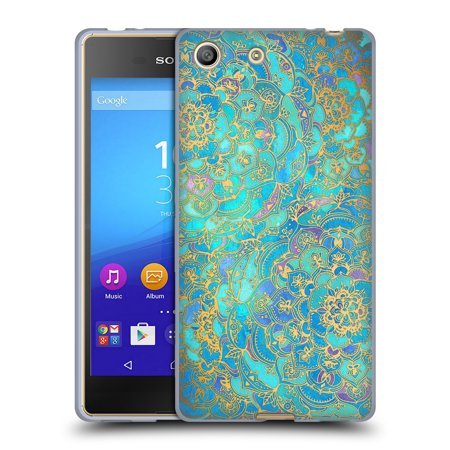 OFFICIAL MICKLYN LE FEUVRE MANDALA SOFT GEL CASE FOR SONY PHONES 1