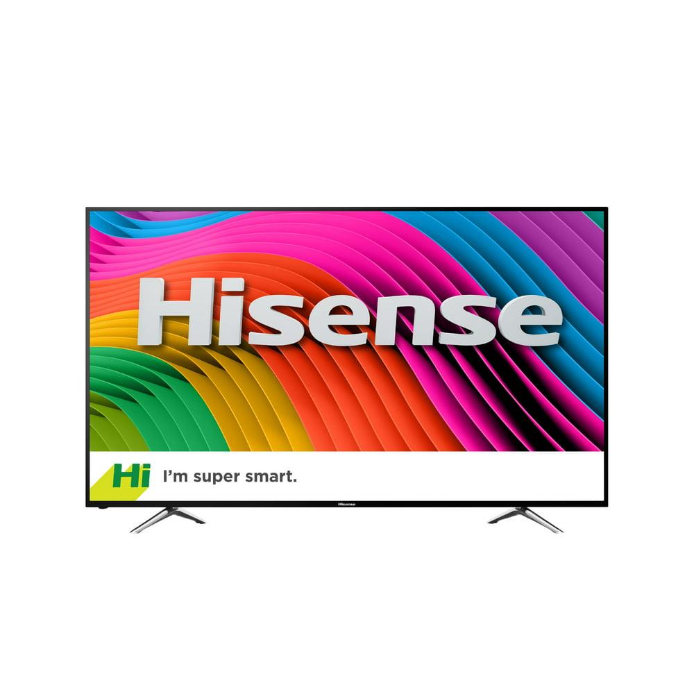 """Hisense 50H7GB - 50"""" Class (49.5"""" viewable) - H7B Series LED TV - Smart TV - 4K UHD (2160p) 3840 x 2160"""