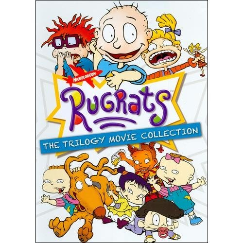 The Rugrats Trilogy Movie Collection: Rugrats Go Wild / Rugrats In Paris: The Movie / The Rugrats Movie