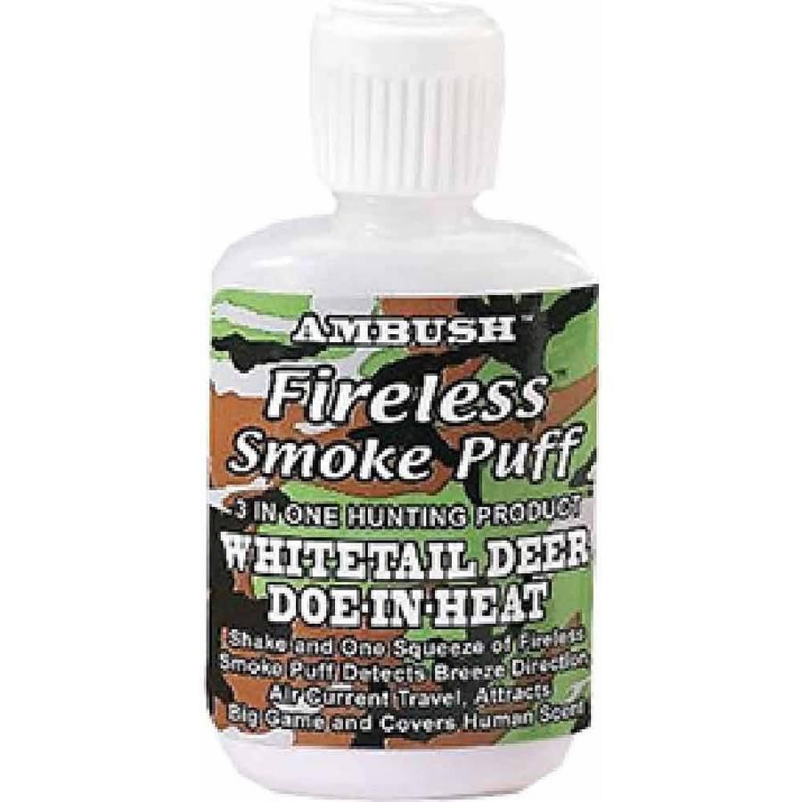 Moccasin Joe Smoke Puff Whitetail Deer Scent