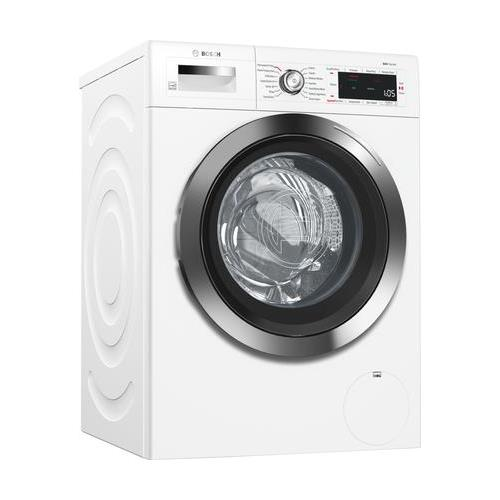 WAW285H2UC 24 Compact Washer with 2.2 cu. ft. Total Capacity  14 Cycles  63 dBA  AquaStop Plus  SpeedPerfect and Energy Star  in White