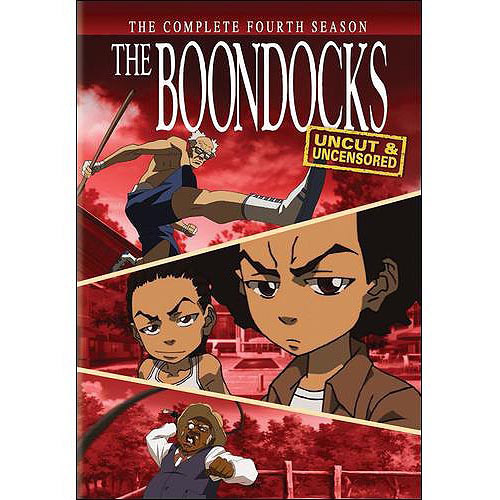 The Boondocks: The Complete Fourth Season (Uncut & Uncensored) (Anamorphic Widescreen)