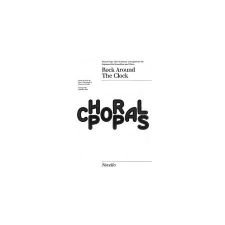 Novello Rock Around the Clock SATB Arranged by Nicholas Hare Around The Clock Bridal Shower