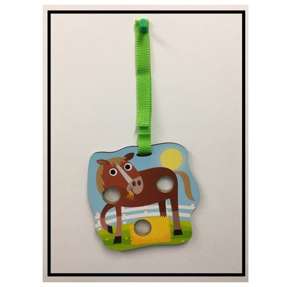 Poke Poppers: Horse Family - Toddler Toy by Innovative Kids (697233004594)