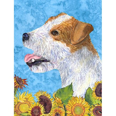 Jack Russell Terrier Flag