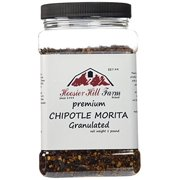 Hoosier Hill Farm Granulated Chipotle Chilis, 1 lb plastic jar