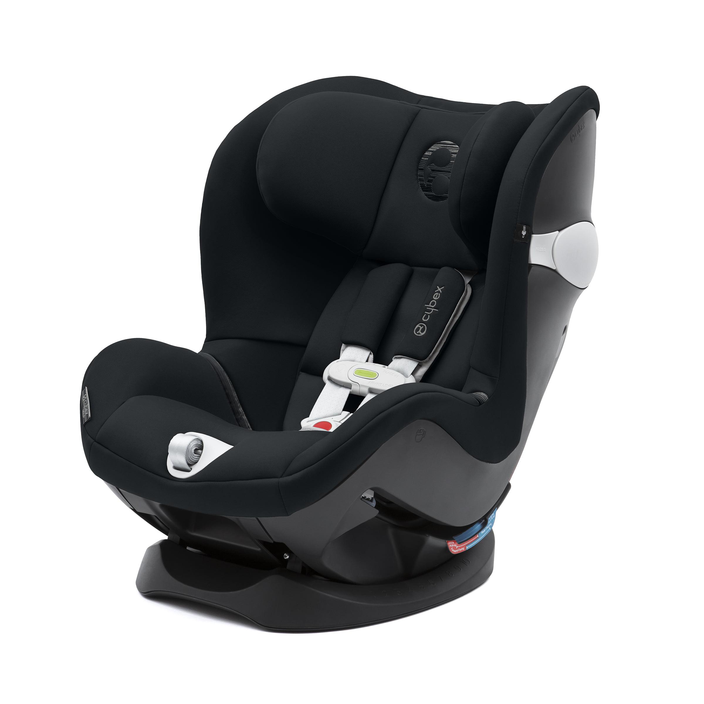 Cybex Sirona M Sensorsafe Convertible Car Seat, Lavastone Black by Cybex