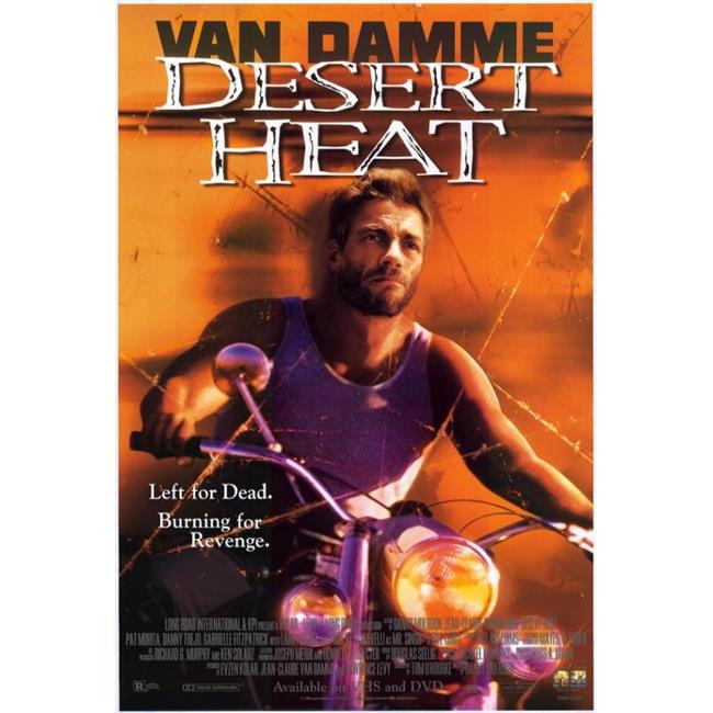 Posterazzi MOVAH7653 Desert Heat Movie Poster - 27 x 40 in. - image 1 de 1