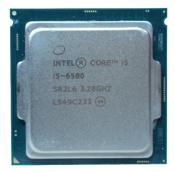 Intel CORE I5-6600 3.30GHZ SKT1151 6MB CACHE TRAY SKT1151 6MB CACHE TRAY CM8066201920401