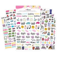 Planner Sticker Sheets, Productivity Pack - bloom daily planners