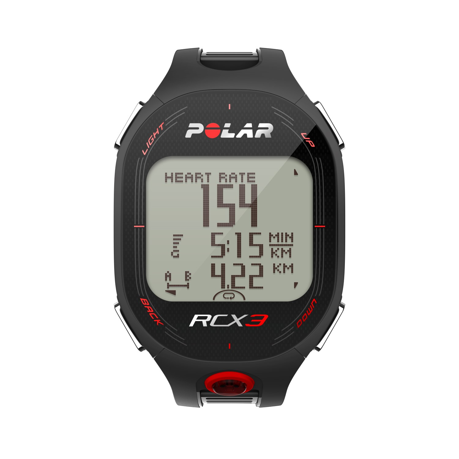 Polar RCX3 Sports Watch with Smart Coaching White 90051086