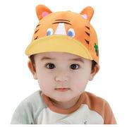 nomeni (8-18 months)Baby Boy Girls Hats Cute Cartoon Letter Sunhat Eaves Baseball Cap Sun Hat Beret