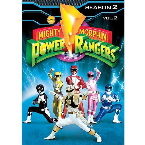 Mighty Morphin Power Rangers: Season 2, Volume 2 (Full Frame)