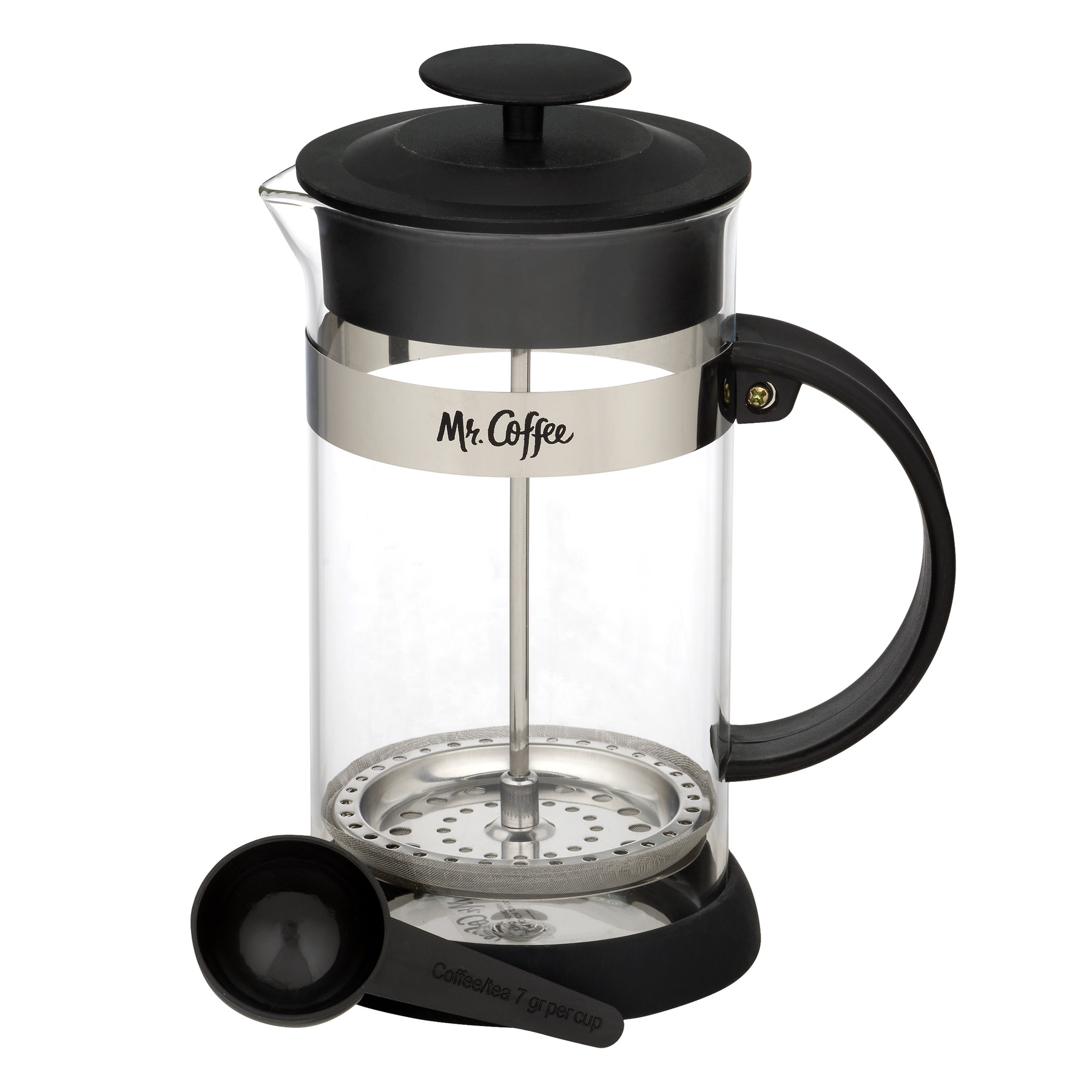 Mr. Coffee Cafe Oasis SS Coffee Press, 1.0 CT