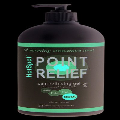 Point Relief® HotSpot® Warming Gel (Pressure Points For Pain On The Body)