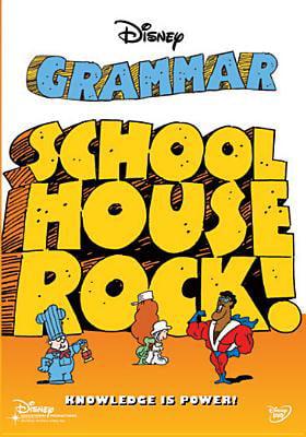 Schoolhouse Rock: Grammar (DVD) by Disney Educational Productions