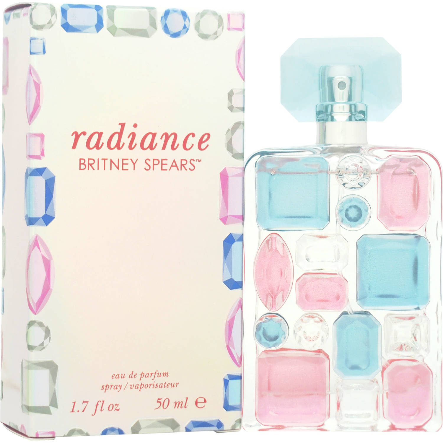 Britney Spears Radiance Women's EDP Spray, 1.7 fl oz