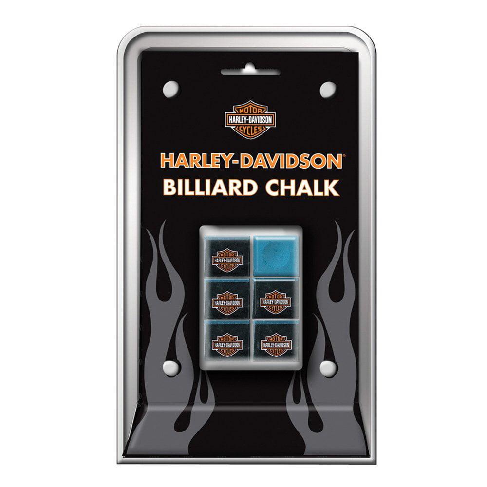 Billiard Chalk, Specially formulated by Master Chalk By Harley-Davidson