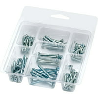 Arrow Utility Screw Combo Kit (100-pack)