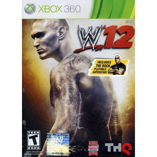 WWE '12 360