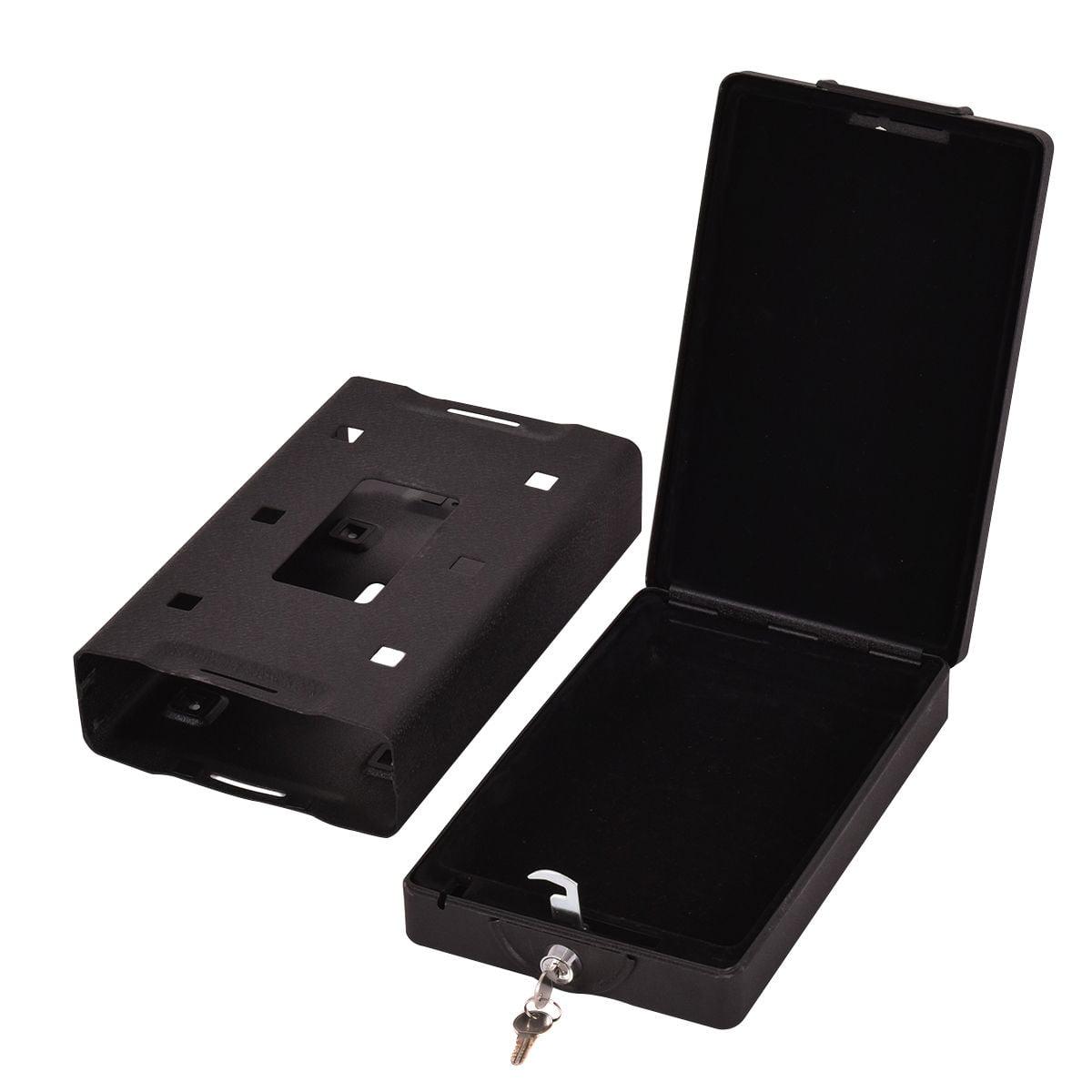 Handgun Safe Pistol Case Lock Box Cash Jewelry