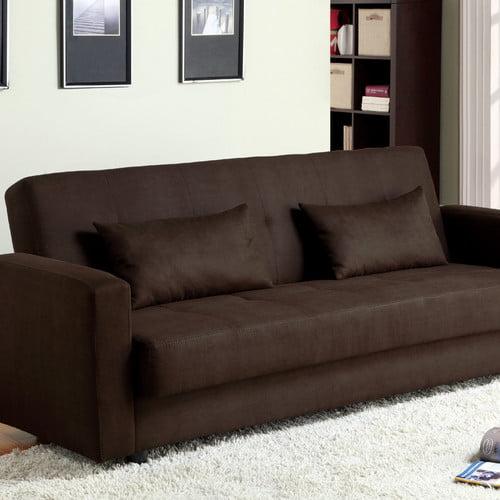 Hokku Designs Proxi Storage Sleeper Sofa by Enitial Lab