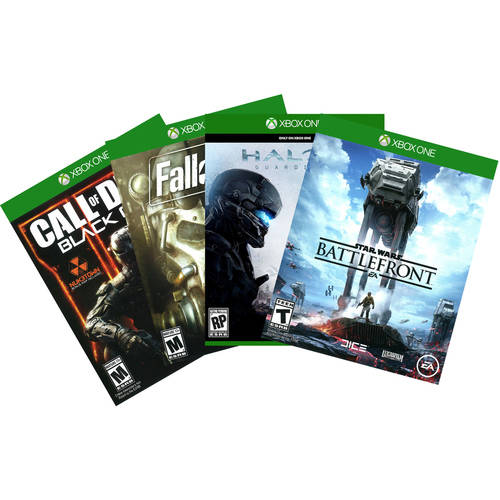 Choose 2 Xbox One Games and Save up to $30 (Xbox One)