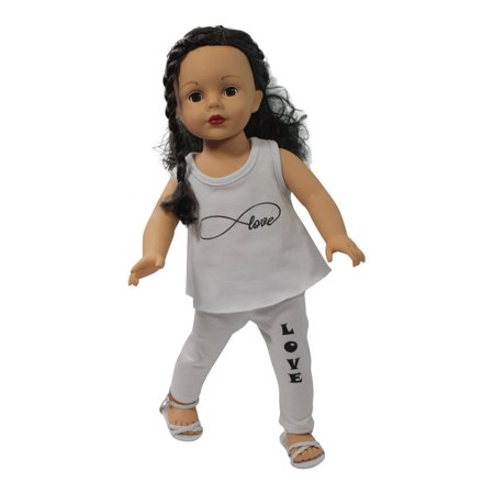 Infinity Love Doll Outfit Fits 18 inch dolls