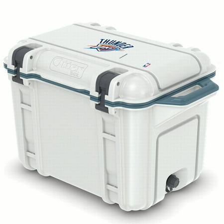 - Oklahoma City Thunder OtterBox 45-Quart Cooler - White - No Size