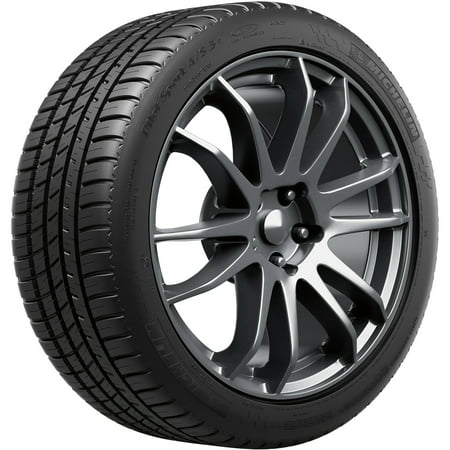 Michelin Pilot Sport All-Season 3+ Ultra-High Performance Tire 245/45ZR19 98Y