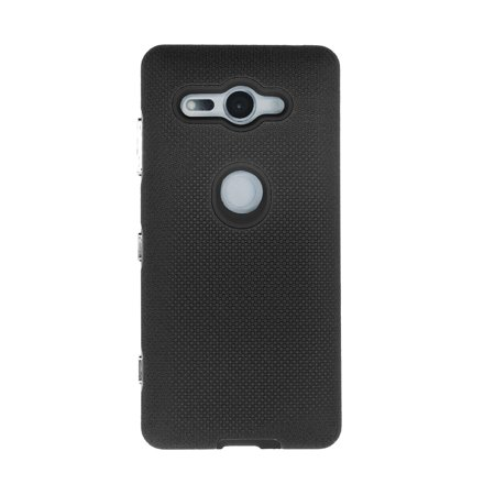 finest selection f6f1f b4684 XQISIT Sony Xperia XZ2 Compact Black Armet Protective case - 32479
