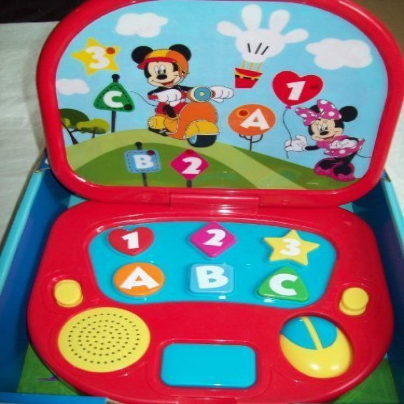 Disney Mickey Mouse Clubhouse Laptop Junior