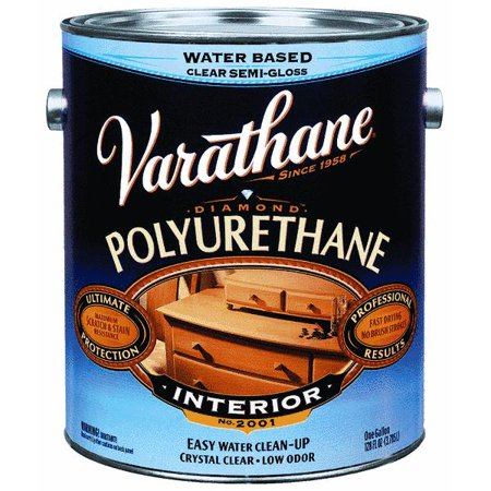 Varathane Water Based Interior Polyurethane
