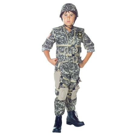 U.S. Army Ranger Child Halloween