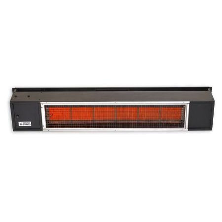 25,000 Btu Electronic Ignition Black Heater - Natural Gas ()