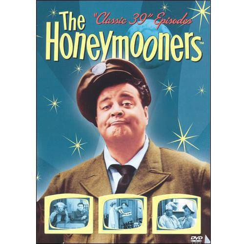 "The Honeymooners: ""Classic 39"" Episodes (Full Frame)"
