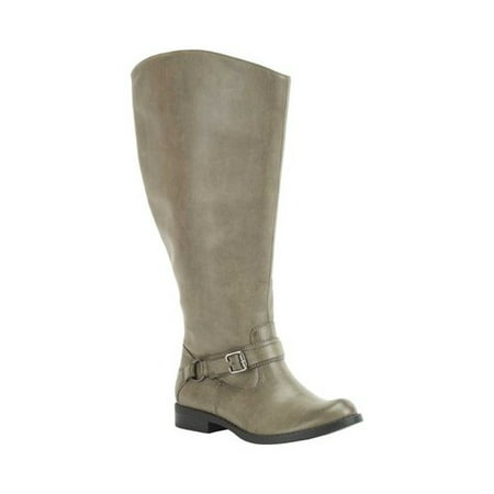 Women's Easy Street Quinn Plus Plus Knee High Boot Leather Street Boots