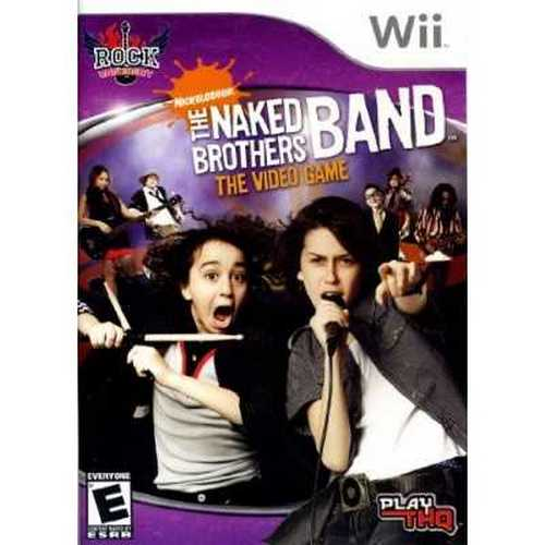 Refurbished Naked Brothers Band - Nintendo Wii