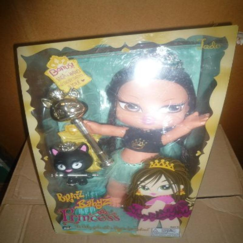 Bratz Big Babyz Princess Jade by