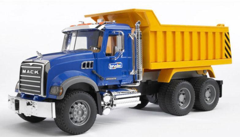 BRUDER TOYS AMERICA INC Mack Granite Dump Truck by Bruder Toys America Inc