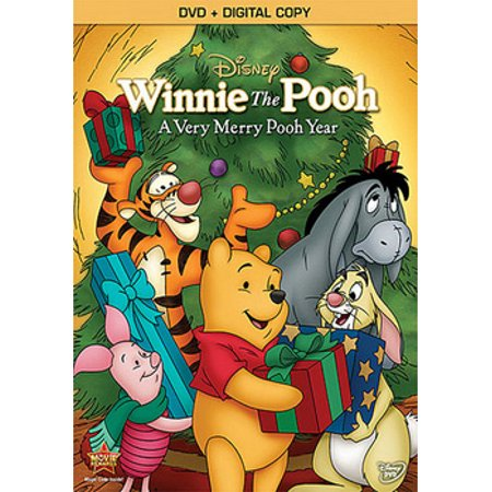 Winnie the Pooh: A Very Merry Pooh Year (DVD)