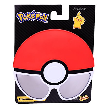 Party Costumes - Sun-Staches - Pokemon - Poke Ball New sg2766 - image 1 of 1
